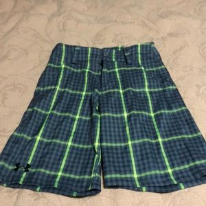 Under Armour youth small shorts